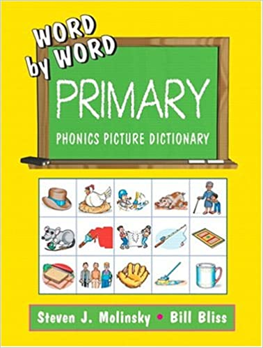 Word by Word: Primary Phonics Picture Dictionary: PRENTICE HALL ...