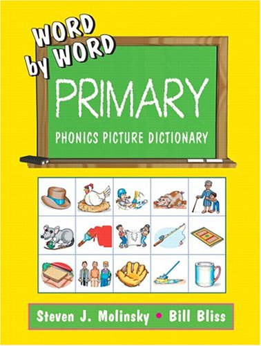 (Word by Word: Primary Phonics Picture Dictionary)