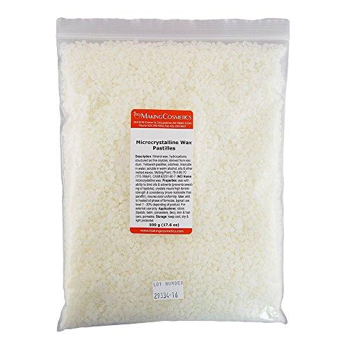 Microcrystalline Wax Pastilles - 17.6oz / 500g (Microcrystalline Wax compare prices)