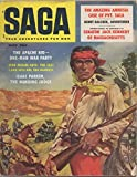 img - for Saga: True Adventures for Men, vol. 16, no. 2 (May 1958) book / textbook / text book