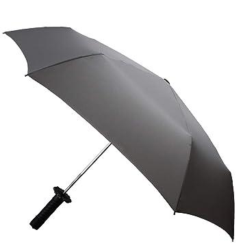 YSKGZ Paraguas Paraguas Automático Paraguas De Tres Veces ...
