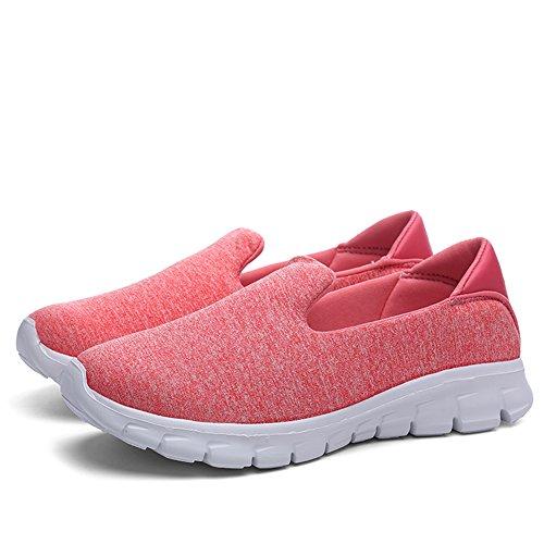 Cuir Chaussures De Sport En Maille À Lacets Couronne - Blanc uLNS3sRO