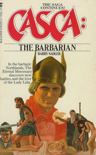 casca the eternal mercenary