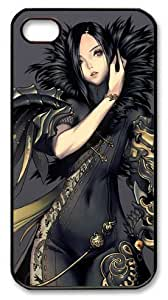 Blade & Soul PC Hard Plastic Apple iPhone 4 4s Case Back Cover