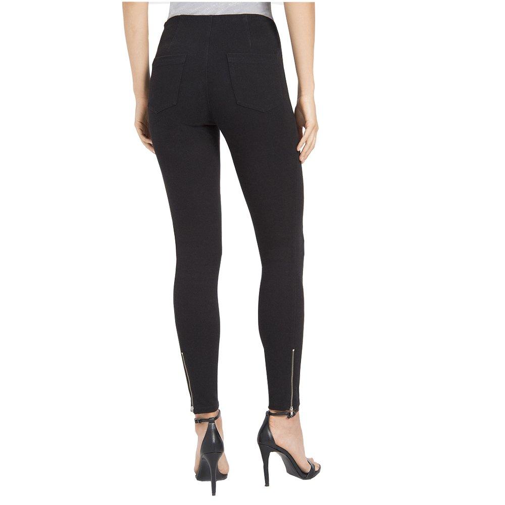 dea30ed24e07fd Lyssé Women's Noho Denim Zip Leggings (Style no#1343) at Amazon Women's  Clothing store: