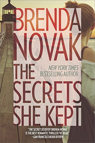 The Secrets She Kept (Fairham Island)