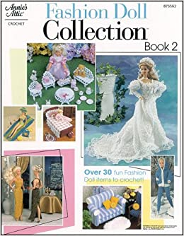 Fashion Doll Collection Book 2 Paperback October 3 2005