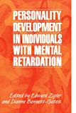 img - for Personality Development in Individuals with Mental Retardation book / textbook / text book