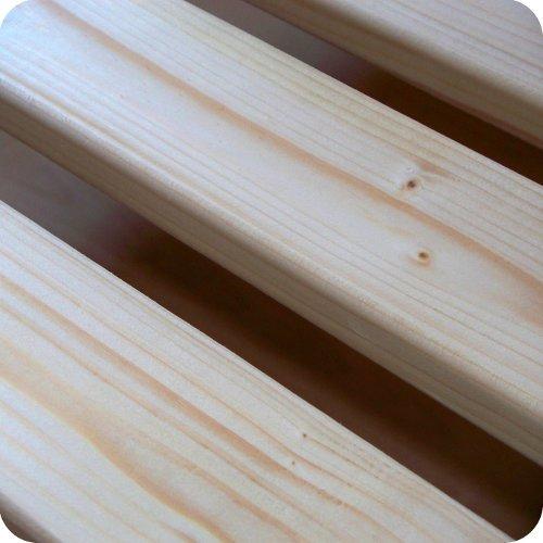 TUGA-Holztech 20mm Rollrost Lattenrost 80 x 190cm bis 200KG