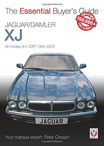Jaguar/Daimler XJ: The Essential Buyer