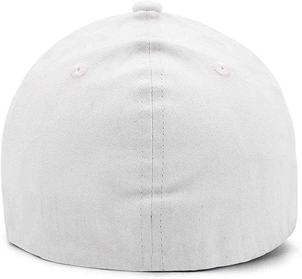 Unisex One Size Baseball Cap Tom-Brady Plain Stretch All Cotton Trucker Cap