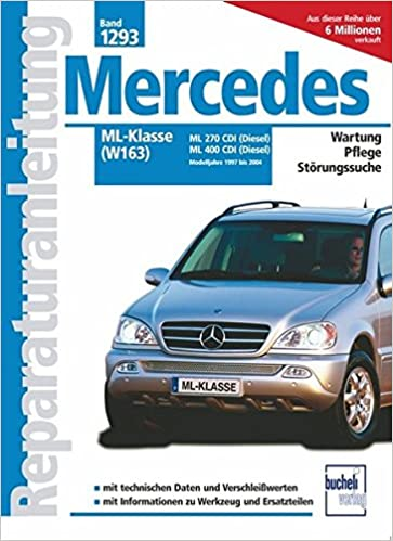 Mercedes Benz Ml Klasse Cdi W163 Russek Peter Bücher