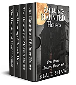 Download for free Chilling Haunted Houses: 4 Book Haunted House Set