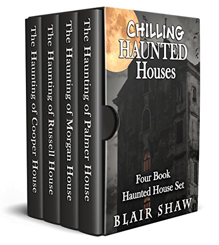 Chilling Haunted Houses: 4 Book Haunted House Set