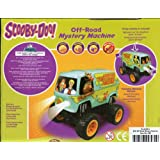 "Scooby-doo ** Off-road Mystery Machine ** Lights / Sounds / Motion ** 5 1/2"" Tall"