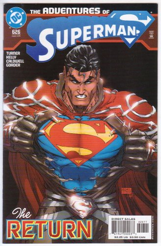 Adventures of Superman 203 - Part 5 of Godfall - Tempest (The Adventures of Superman, 1)