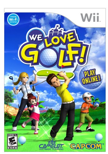 We Love Golf! - Nintendo Wii