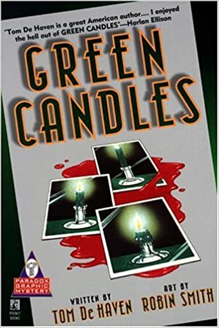 Book GREEN CANDLES by Tom De Haven (1997-04-01)