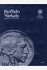 Buffalo Nickels Folder 1913-1938 (Official Whitman Coin Folder)