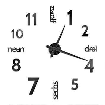 Amazon.de: Cander Berlin MNU 0180 S XXL 3D Schwarze Riesen Designer ...