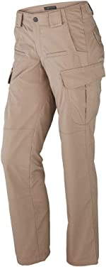 5.11 Tactical Women's Stryke Covert Cargo Pants, Stretchable, Gusseted Construction, Style