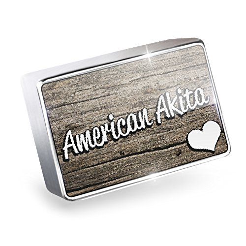 Floating Charm American Akita, Dog Breed Japan/United States Fits Glass Lockets