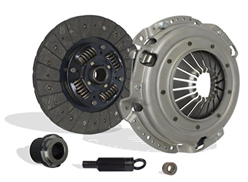 Clutch Kit Works With Chevrolet Camaro Pontiac Firebird Base RS Coupe Convertible 2-Door 1996-2002 3.8L V6 GAS OHV Naturally Aspirated ()