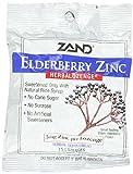 Zand Herbalozenge, Sweet Elderberry Zinc, 15 Count (Pack of 12) For Sale