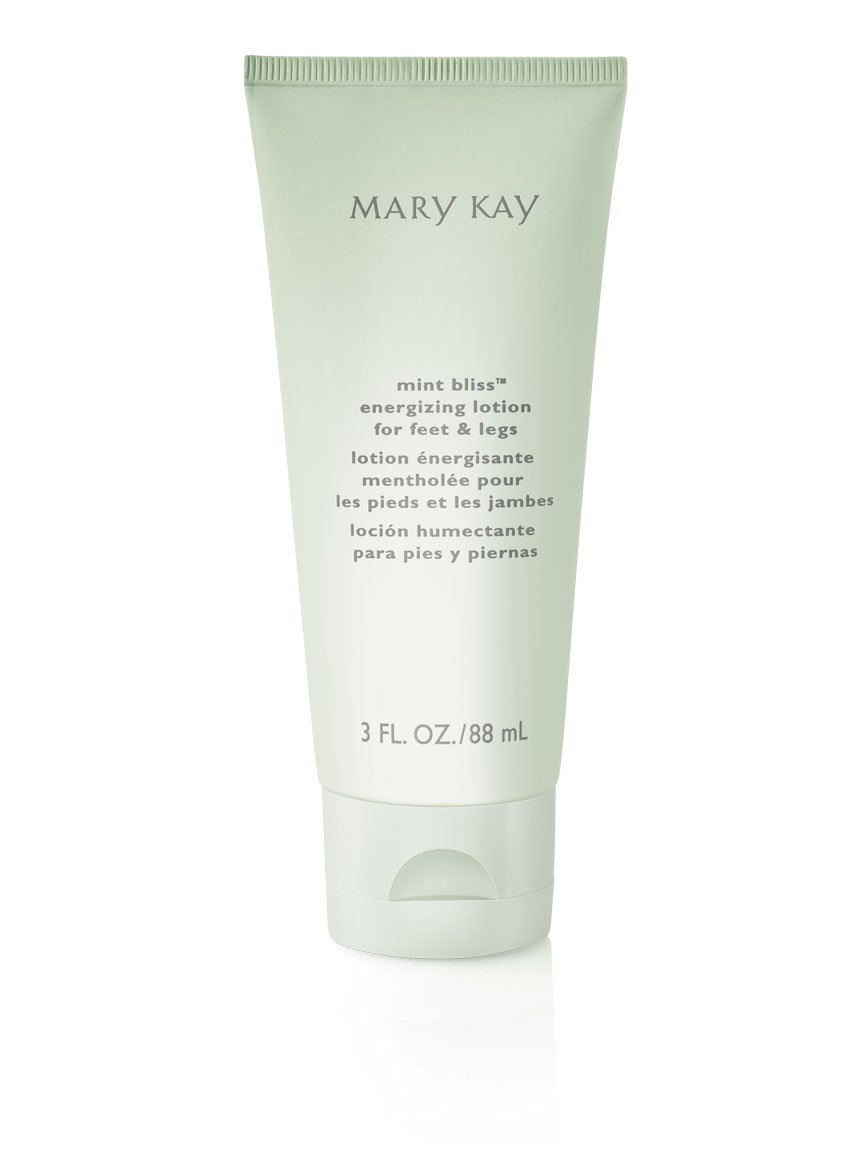 Mary Kay Mint Blossom Foot Scrub ~ New / Sealed Full Size HBeautyLab