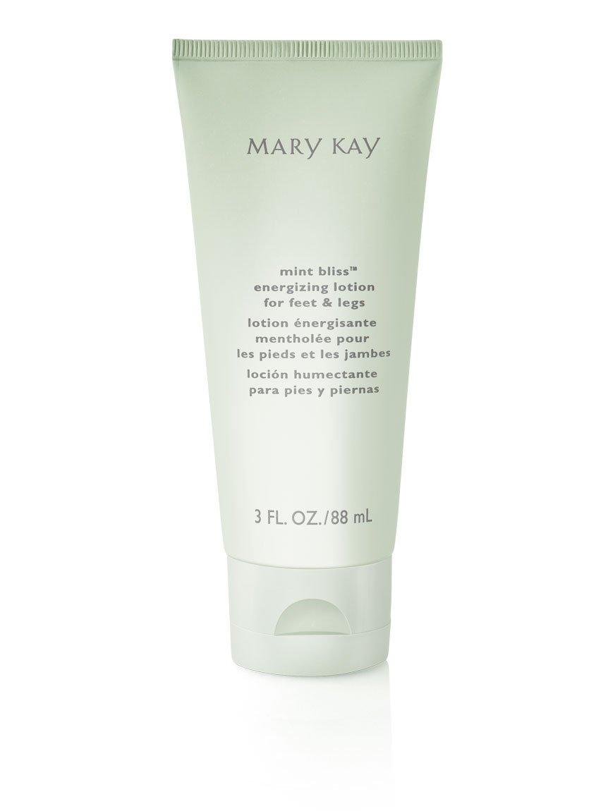 Mary Kay Mint Blossom Foot Scrub ~ New / Sealed Full Size