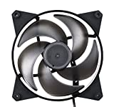 Cooler Master MFY-P4NN-15NMK-R1 MasterFan Pro 140 Air Pressure- 140mm Static Pressure Black Case Fan, Computer Cases CPU Coolers and Radiators