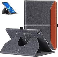 ZtotopCase Hülle für Lenovo Tab M10 FHD Plus 10,3 Zoll 2020, 360 ° Drehung Premium-Leder-Schutzhülle Kompletter Schutz...