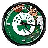 NBA Glass Wall Clock