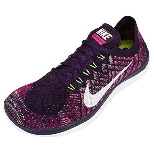Violet Nike Free 4.0 Flyknit