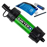 water purifiers amazon Sawyer Products SP101 Mini Water Filtration System, Single, Green