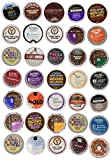 Coffee Variety Sampler Pack for Keurig K-Cup Brewers,  40 Count (selection may vary)