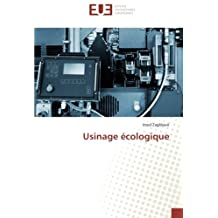 USINAGE ECOLOGIQUE