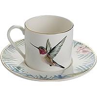 Porland Exotic Tabaklı Çay Fincanı 180cc, Porselen