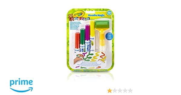 Crayola - Doodle Magic Accessory Pack (81-4369): Amazon.es ...