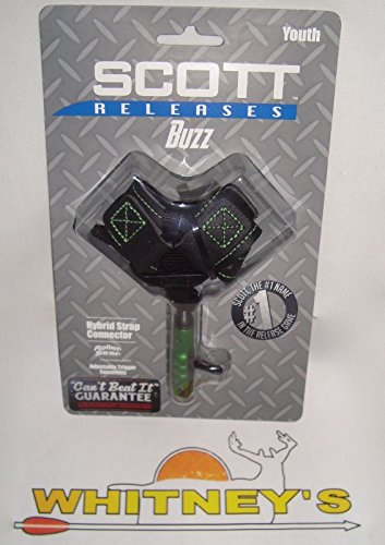 (Scott Archery BUZZ- GREEN Release - 3021SBS-LG)
