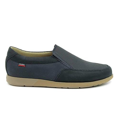 CALLAGHAN 92601 Mocasin Hombre Azul 44: Amazon.es: Zapatos y complementos