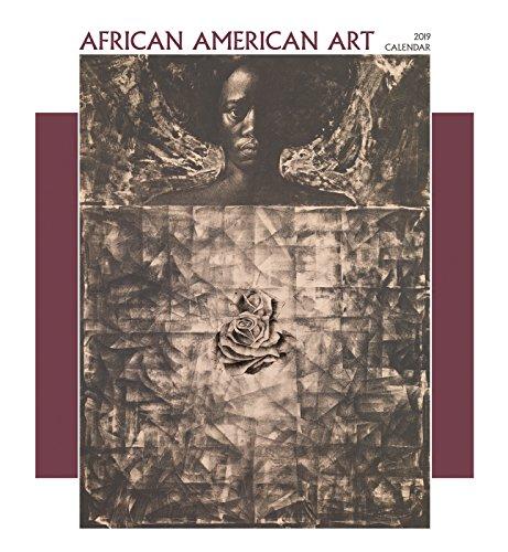 African American Art 2019 Wall Calendar