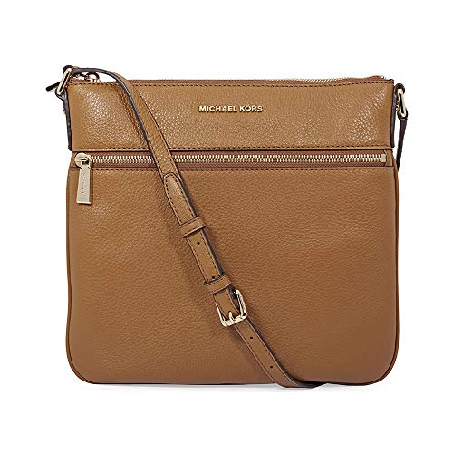 2904453eeefb MICHAEL MICHAEL KORS Jet Set Travel Large Logo Messenger, Brown