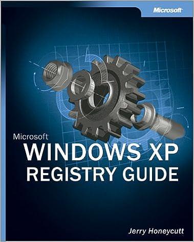 Microsoft Windows XP Registry Guide (Bpg-Other) Ebook Rar