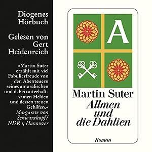 Allmen und die Dahlien (Allmen 3) Hörbuch