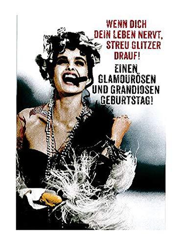 Depesche 8155 013 Gluckwunschkarte Undercover Mit Lustigem Motiv
