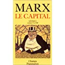 Le Capital,livre I, sections V à VIII