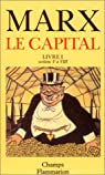 Le Capital,livre I, sections Và VIII par Marx