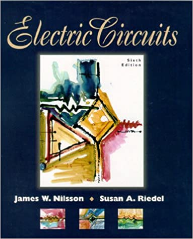 Electric circuit 8th edition nilsson riedel pdf.