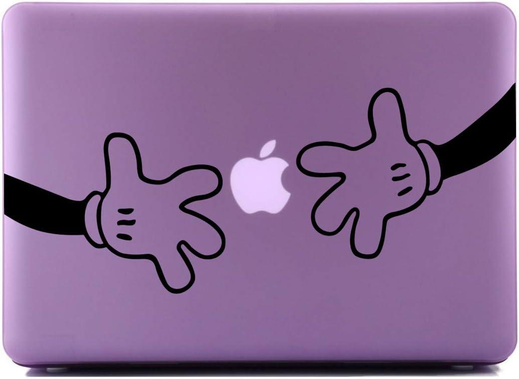 Mickey Hands Macbook Decal Decorative Laptop Skin Decal